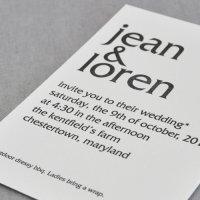 Jean & Loren